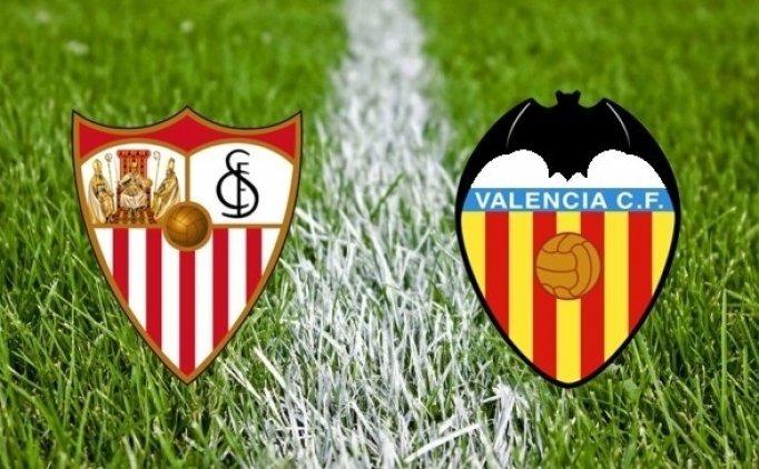Sevilla Valencia MAÇI CANLI hangi kanalda saat kaçta?