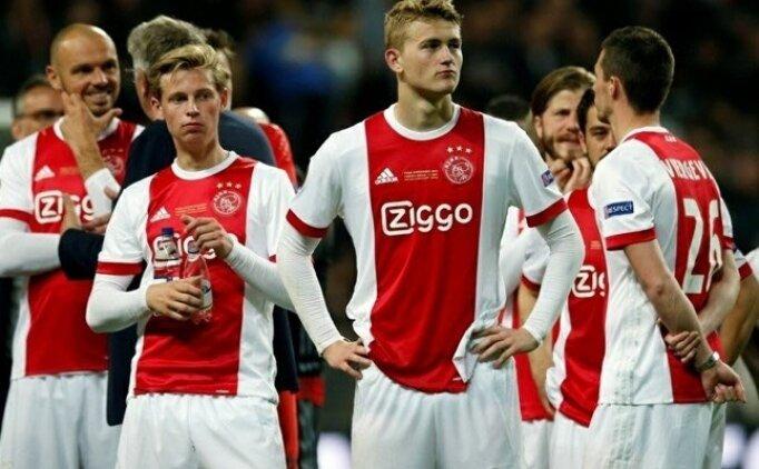 Barcelona'dan Ajax'a 130 milyon euro!
