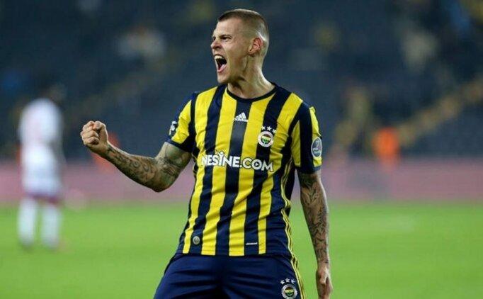 Fenerbahçe'ye Martin Skrtel piyangosu