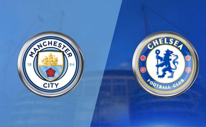 Chelsea Manchester City maçı canlı hangi kanalda saat kaçta?