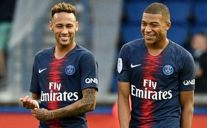 'Neymar ya da Mbappe satılacak' iddiasına yanıt
