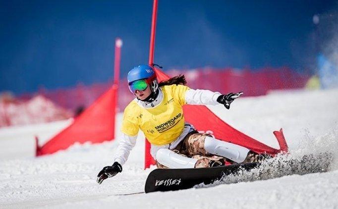 Erciyes, Dünya Snowboard Şampiyonası'na hazır