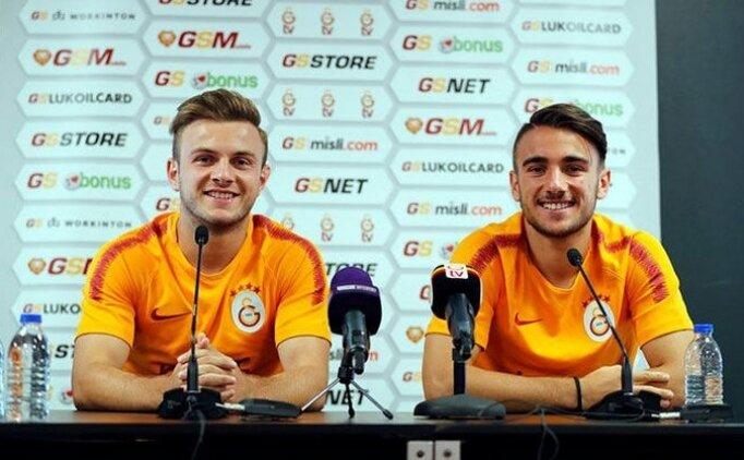 Galatasaray'da gençlik ateşi! 28'de 8...