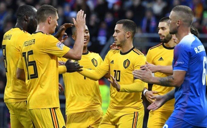 Belçika, İzlanda'da Lukaku ile 3 puanı aldı!