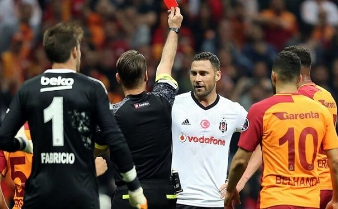 Süper Lig'de en çok kırmızı kart gören takımlar
