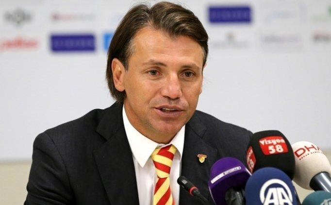 Göztepe hedef büyüttü ''Avrupa kupaları...''