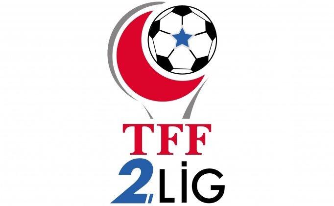 TFF 2. Lig Kırmızı Grup maçları tamamlandı