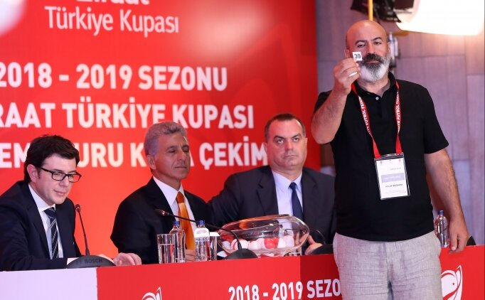 Türkiye Kupası'nda 3. Tur eşleşmeleri belli oldu