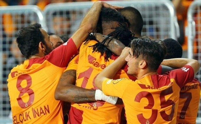 İlk 11'ler | Ankaragücü - Galatasaray
