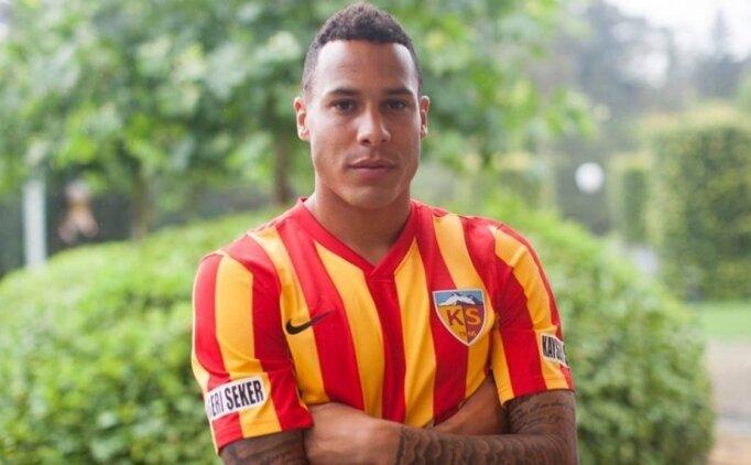 Kayserisporlu Chery: 'Daha fazla gol atmak istiyorum'
