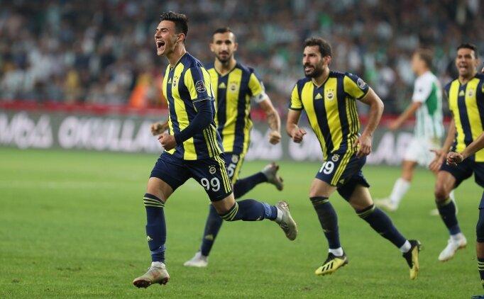 Fenerbahçe özet izle, Canlı Konyaspor Fenerbahçe maçı
