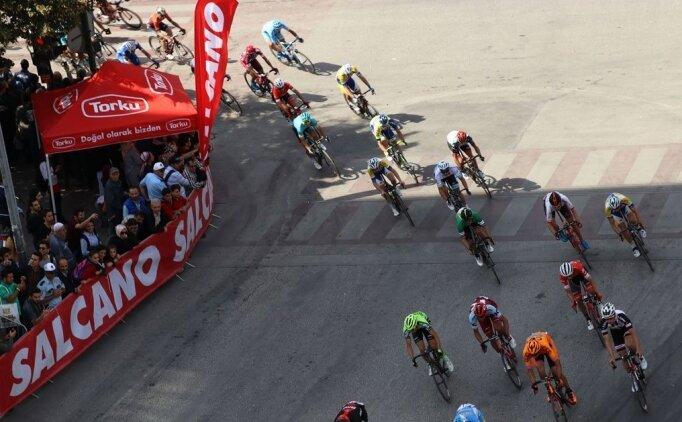 Cumhurbaşkanlığı Türkiye Bisiklet Turu'nun Konya etabını Richeze kazandı