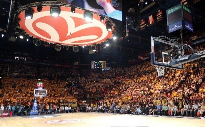 EuroLeague'in yeni sponsoru Siesta Mobilya