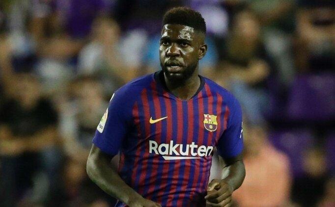 Barcelona'ya Umititi'den kötü haber geldi