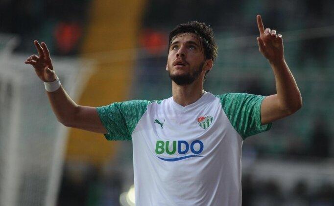 Bursaspor'un yedekleri, Süper Lig'i solladı!