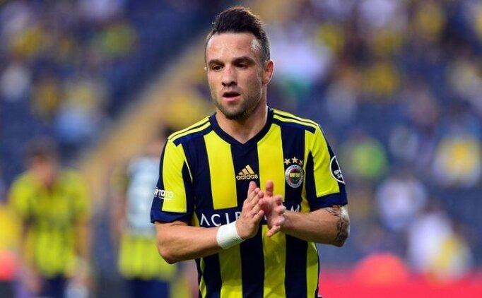 Valbuena Galatasaray'a haber yolladı