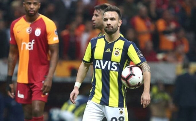 Mathieu Valbuena: 'Artık gerçek bir Fenerbahçeli'yim'
