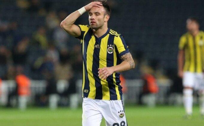 Valbuena'nın menajeri açıkladı! 'Fenerbahçe'de kalacak'