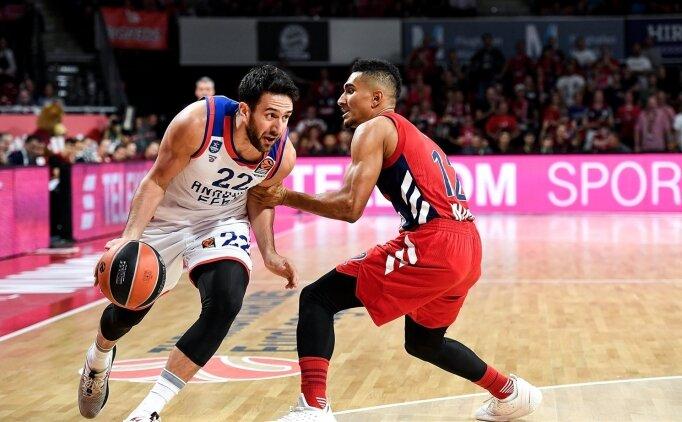 Anadolu Efes Euroleague'de zaferle başladı
