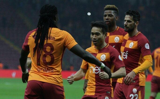 Galatasaray'da Nagatomo transferi bekleniyor