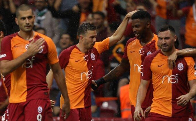 Galatasaray'ın panzehiri belli oldu: 'İkinci yarı'
