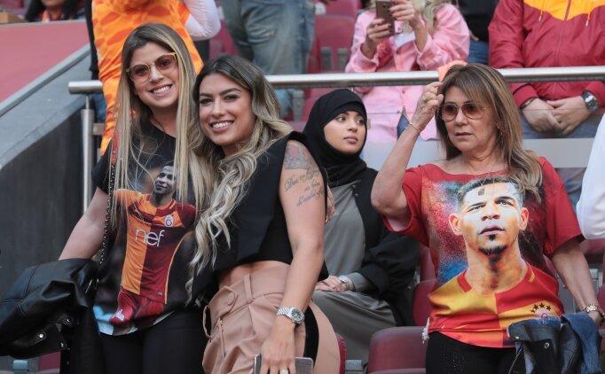 Maicon'un eşi Ursula: ''Galatasaray'a aşığım''