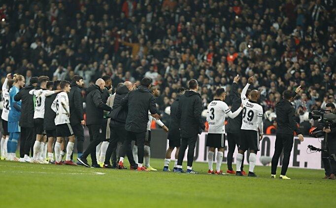 Beşiktaş 8 günde kanatlandı, kasayı doldurdu