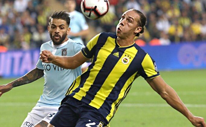 Fenerbahçe'de Michael Frey'e destek