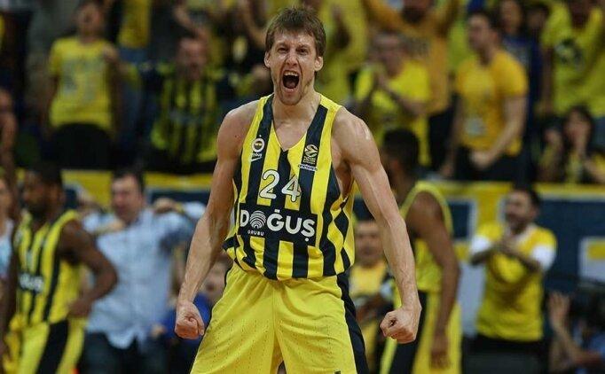 Avrupa Ligi'nde haftanın MVP'si Fenerbahçe'den