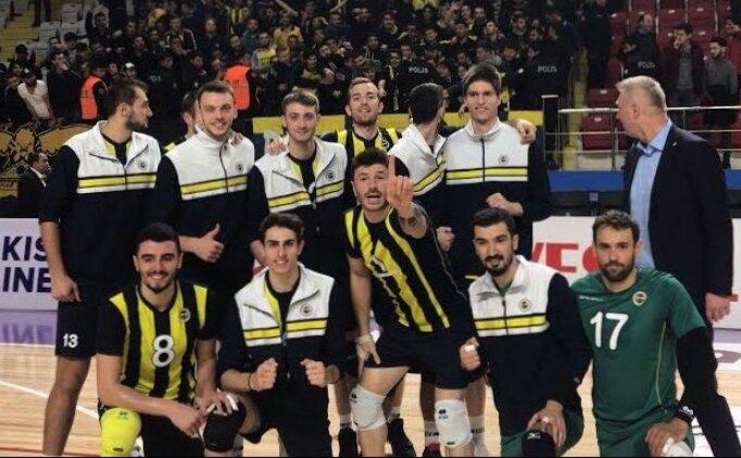 Fenerbahçe filede deplasmanda güldü!