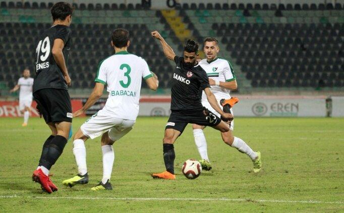 Gazişehir, Denizli'de tek golle 3 puanı aldı!