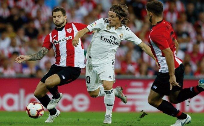 Real Madrid ilk kez takıldı! Bilbao...