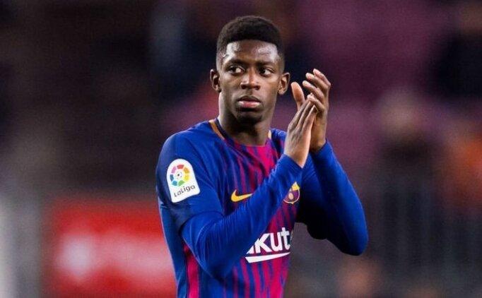Barcelona, Arsenal'in Dembele teklifini reddetti