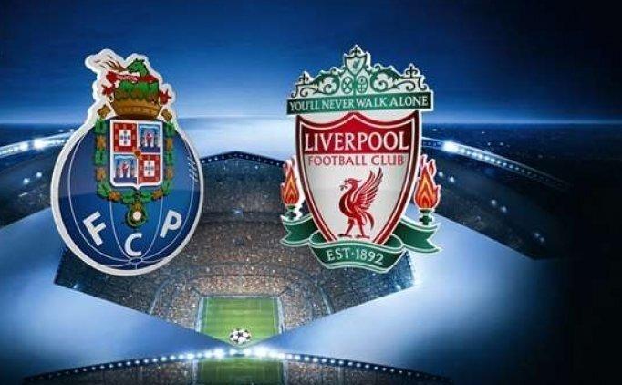 Porto Liverpool maçını şifresiz veren kanallar hangileri? Liverpool Porto hangi kanalda?