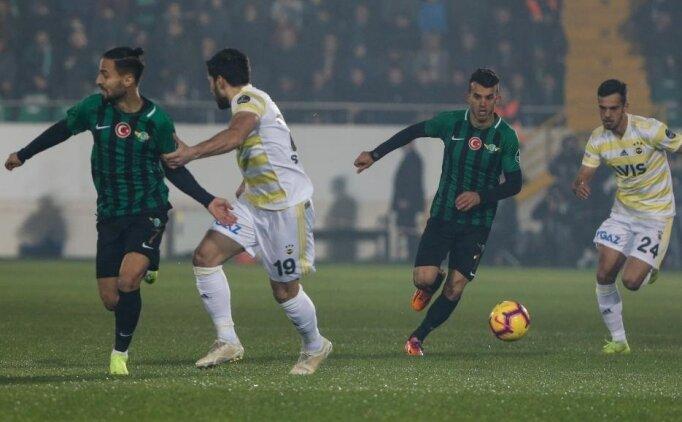 Akhisar'dan Fenerbahçe'ye şarkılı gönderme