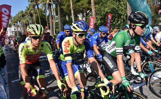 54. Cumhurbaşkanlığı Türkiye Bisiklet Turu start verdi