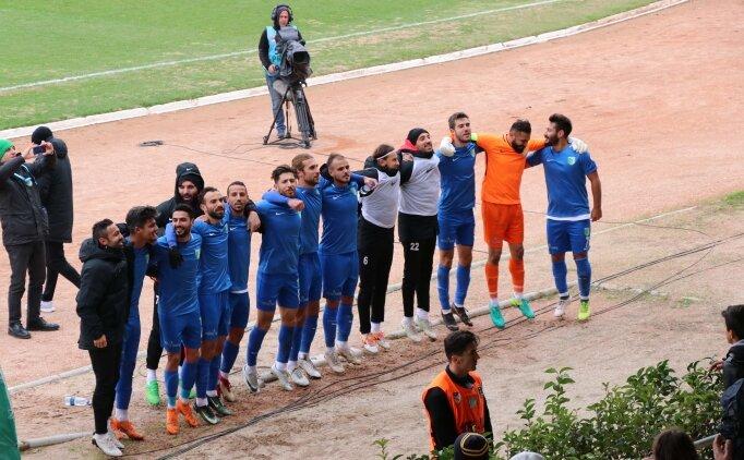 Bodrumspor'dan Ankaragücü galibiyeti açıklaması