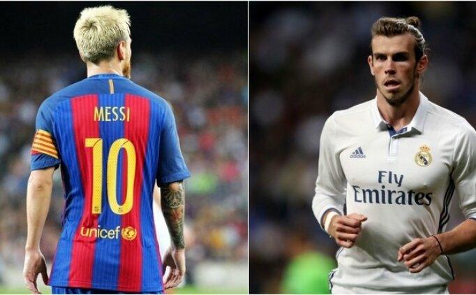 Real Madrid, Bale'dan önce Messi için Barça'ya teklif yapmış