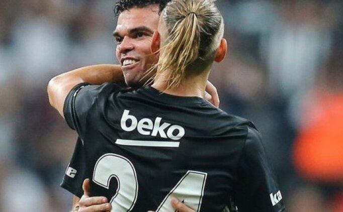 Beşiktaş, Pepe'nin sözleşmesini fesh etti!