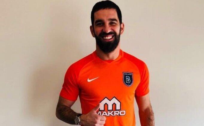 Arda Turan resmen açıklandı! Başakşehir transferi açıkladı