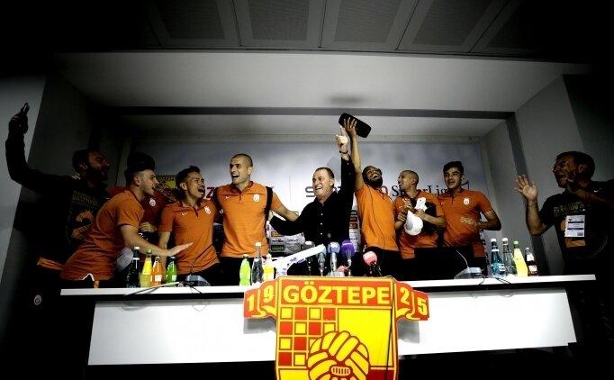 Fatih Terim'den şampiyonluk sonrası Şampiyonlar Ligi iddiası