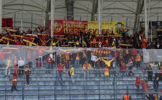 Malatya'da 8 kişiye spor müsabakalarını seyir yasağı