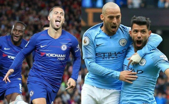 Chelsea, lider Manchester City'i TV+'ta ağırlayacak
