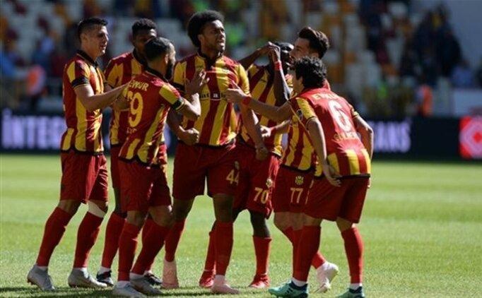 Yeni Malatyaspor'da Galatasaray öncesi iki şok!