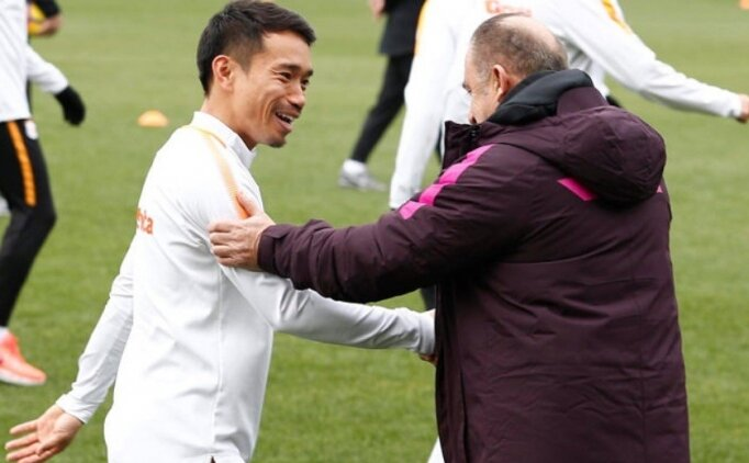 Yuto Nagatomo: ''Galatasaray'a gelme sebebim...''