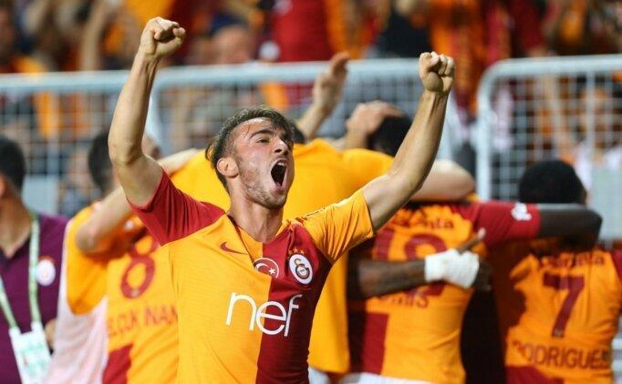 Ligin en genci Galatasaray'da, en yaşlısı..