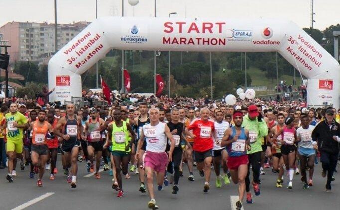 İstanbul Maratonu'nda verilecek ödül miktarı artırıldı