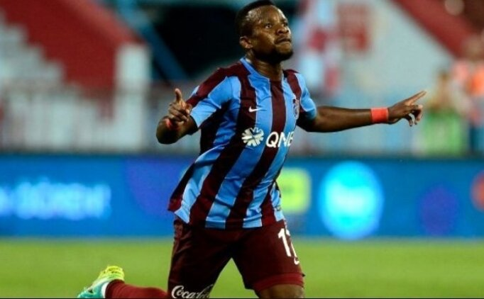 Trabzonspor'da Onazi belirsiz