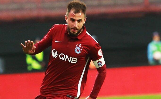 Trabzonspor'da sürpriz transfer! KAP'a bildirildi...