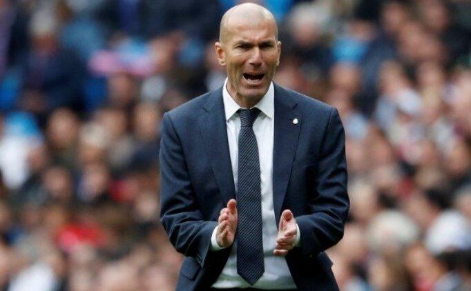 Zinedine Zidane'dan isyan: 'Hiç memnun değilim'